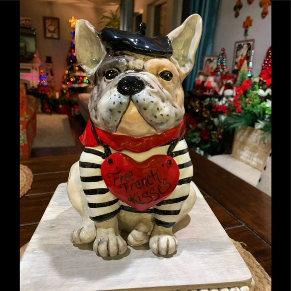 Valentines French Bulldog